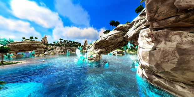 Iso Crystal Isles   The Noob: Official